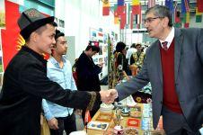 DSC 7455 - Üniversitemizde 3. Uluslararası Öğrenci Günü Etkinliği Düzenlendi