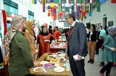 DSC 7458 - Üniversitemizde 3. Uluslararası Öğrenci Günü Etkinliği Düzenlendi