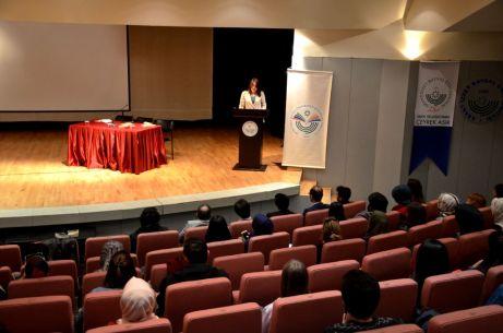 DSC 7614 - 54. Kütüphaneler Haftası'nın Konuğu, Genç Yazar Kaan Murat Yanık Oldu