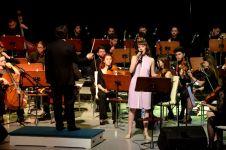 DSC 1891 - İzzet Baysal Gençlik Orkestrası'ndan 19 Mayıs'a Özel Caz Konseri…