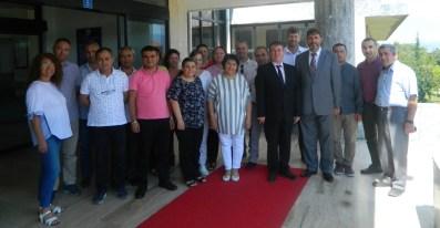 DSCN0749 - Sağlık, Kültür ve Spor Daire Başkanlığı'nda Görev Değişimi