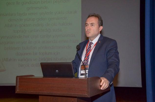 """DSC 9661 - Türkiye'de İlk Kez Düzenlenen """"Tevhidi Düşünce Işığında İlim Dallarının Yeniden İnşası Şurası"""" BAİBÜ'de Başladı"""