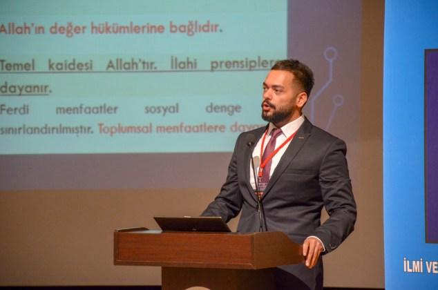 """DSC 9901451 - Türkiye'de İlk Kez Düzenlenen """"Tevhidi Düşünce Işığında İlim Dallarının Yeniden İnşası Şurası"""" BAİBÜ'de Başladı"""