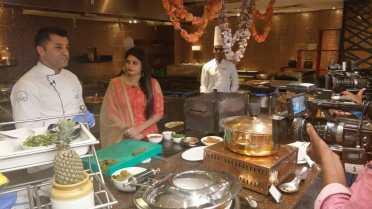 13 - Hindistan'da Türk Mutfağını Tanıttı