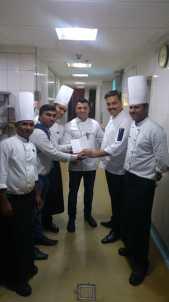 22 - Hindistan'da Türk Mutfağını Tanıttı