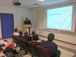 DSC00502 - Üniversitemiz Tıp Fakültesi Radyoloji Bölümü Türk Radyoloji Yeterlilik Kurulu'nun Denetiminden Geçti