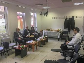 DSC00576 - Üniversitemiz Tıp Fakültesi Radyoloji Bölümü Türk Radyoloji Yeterlilik Kurulu'nun Denetiminden Geçti