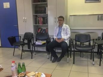 DSC00577 - Üniversitemiz Tıp Fakültesi Radyoloji Bölümü Türk Radyoloji Yeterlilik Kurulu'nun Denetiminden Geçti