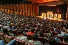 DSC00127 - Prof. Dr. Nihat Hatipoğlu, Üniversitemizin Konuğu Oldu