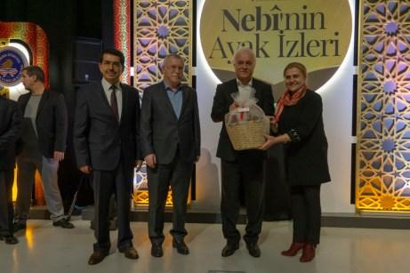 DSC00240 - Prof. Dr. Nihat Hatipoğlu, Üniversitemizin Konuğu Oldu