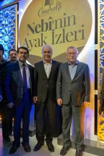 DSC00250 - Prof. Dr. Nihat Hatipoğlu, Üniversitemizin Konuğu Oldu