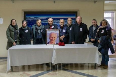 DSC00881 - Prof. Dr. Erol Özden, Sevenlerinin Dualarıyla Son Yolculuğuna Uğurlandı