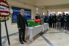 DSC00987 - Prof. Dr. Erol Özden, Sevenlerinin Dualarıyla Son Yolculuğuna Uğurlandı