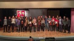 DSC 0285 - BAİBÜ'de Keman ve Piyano Çalıştayı Yapıldı.