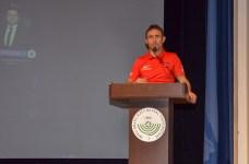 DSC 0605 - Şampiyon Sporcular Deneyimlerini BESYO Öğrencileri ile Paylaştılar