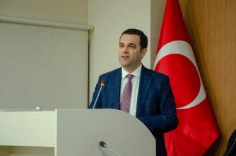 DSC 1906 - Rektör Alişarlı, Planlanan Projeleri BTSO Meclis Toplantısında İşadamlarıyla Paylaştı