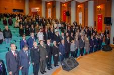 20b - İzzet Baysal Vefatının 19. Yıldönümünde Üniversitemizde Düzenlenen Törenle Anıldı
