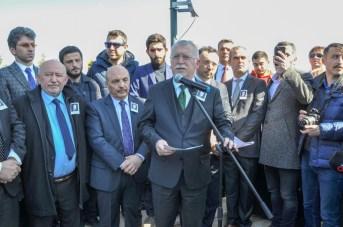 9 - İzzet Baysal Vefatının 19. Yıldönümünde Üniversitemizde Düzenlenen Törenle Anıldı