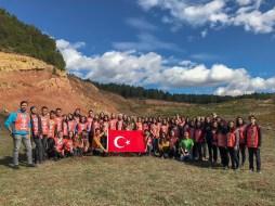 Fidan Dikme Etkinliği 4 - Genç Tema Topluluğu'ndan Çanakkale Şehitleri Anısına Anlamlı Etkinlik...