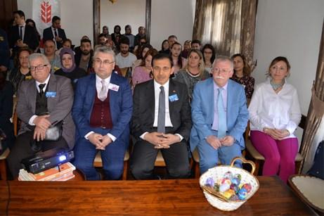IMG 9608 - BAMER'de Nevruz'un Tarihimizdeki Ve Kültürümüzdeki Önemi Ele Alındı