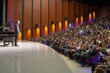 fazilsaybolu 2 - Dünyaca Ünlü Piyanist Fazıl Say'dan Üniversitemizde Piyano Resitali