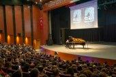 fazilsaybolu 5 - Dünyaca Ünlü Piyanist Fazıl Say'dan Üniversitemizde Piyano Resitali