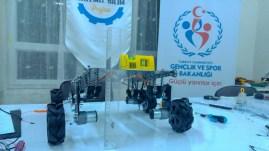 6 - Mevzumuz İlim Gayemiz Bilim Projesi ile İnsansız Kara Aracı Tasarlayarak Cumhurbaşkanlığından Davet Aldılar