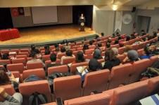 DSC 0072 - Erasmus+ Öğrenci Öğrenim Hareketliliği Bilgilendirme Toplantısı Yapıldı