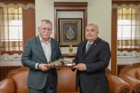DSC 7296 copy - Rektör Alişarlı'dan Adıyaman Üniversitesi'ne Ziyaret