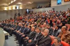 """DSC 8310 - 2019 Prof. Dr. Fuat Sezgin Yılı kapsamında  """"İslam, Bilim ve Teknoloji"""" Paneli Düzenlendi"""
