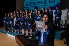 DSC 0003 3 - BAİBÜ İletişim Fakültesi Gazetecilik Bölümü İlk Mezunlarını Verdi