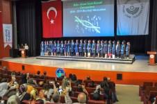 DSC 0857 - Fen Edebiyat Fakültesi'nde Mezuniyet Törenleri Yapıldı