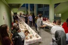 DSC 3386 - Rektör Alişarlı, Mimarlık Fakültesi ve TÖMER Öğrencileriyle İftar Yaptı