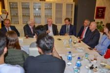 DSC 3437 5 - Rektör Alişarlı, Mimarlık Fakültesi ve TÖMER Öğrencileriyle İftar Yaptı