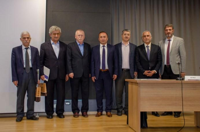 DSC 3790 - AKİMER, İstanbul'un Fethinin 566. Yılında Akşemseddin'i Düzenlediği Panelle Andı