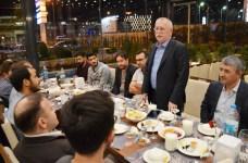 DSC 3886 - Rektör Alişarlı'dan Ödüllü Proje Sahibi Mühendislik Fakültesi Öğrencilerine İftar