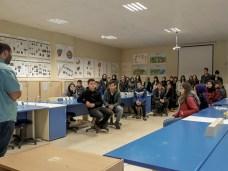 20181206 122236 - BAİBÜ, Lise Öğrencilerine Kariyer Hedeflerinde Yol Gösterdi