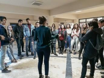 20190410 115503 - BAİBÜ, Lise Öğrencilerine Kariyer Hedeflerinde Yol Gösterdi