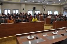 DSC 0318 - BAİBÜ, Lise Öğrencilerine Kariyer Hedeflerinde Yol Gösterdi