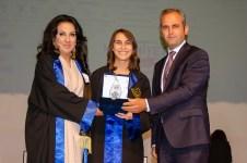 DSC 3586 - 2018-2019 Akademik Yılı Mezuniyet ve Ödül Töreninde Gurur ve Başarı