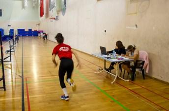 DSC 2560 - Spor Bilimleri Fakültesi'nde Özel Yetenek Sınavı Yapılıyor