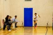 DSC 2611 - Spor Bilimleri Fakültesi'nde Özel Yetenek Sınavı Yapılıyor