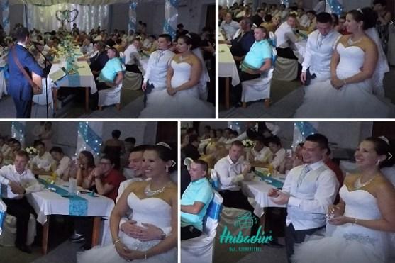 jándék esküvőre a pár életéből, sztorijából. - Hubadúr-dal