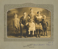 Adolf Jandris Family