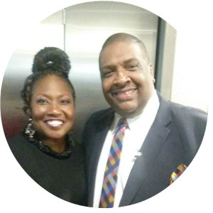 Stacey Freeman and Elbert Freeman