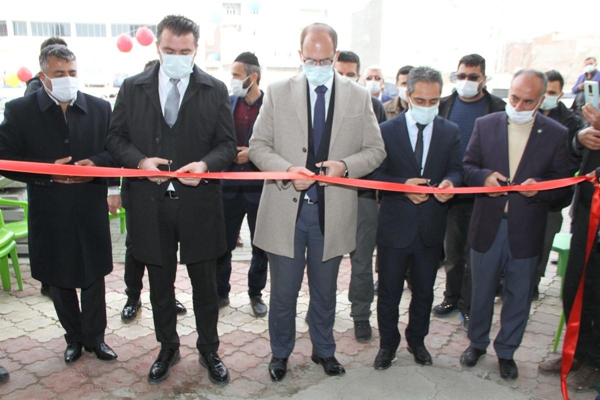 """Başkan Türkmen""""Açılan her bir iş yeri bizler için önemli"""""""
