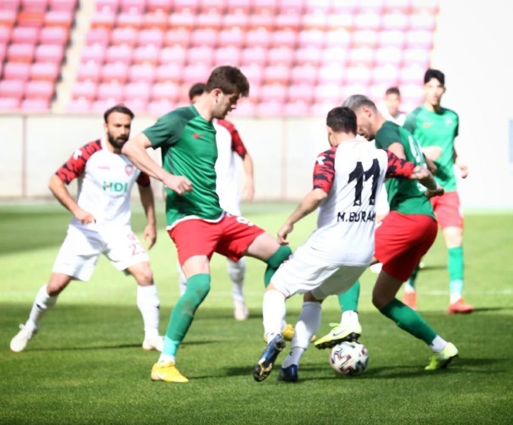 Diyarbekirspor: 1 – Nevşehir Belediyespor: 0