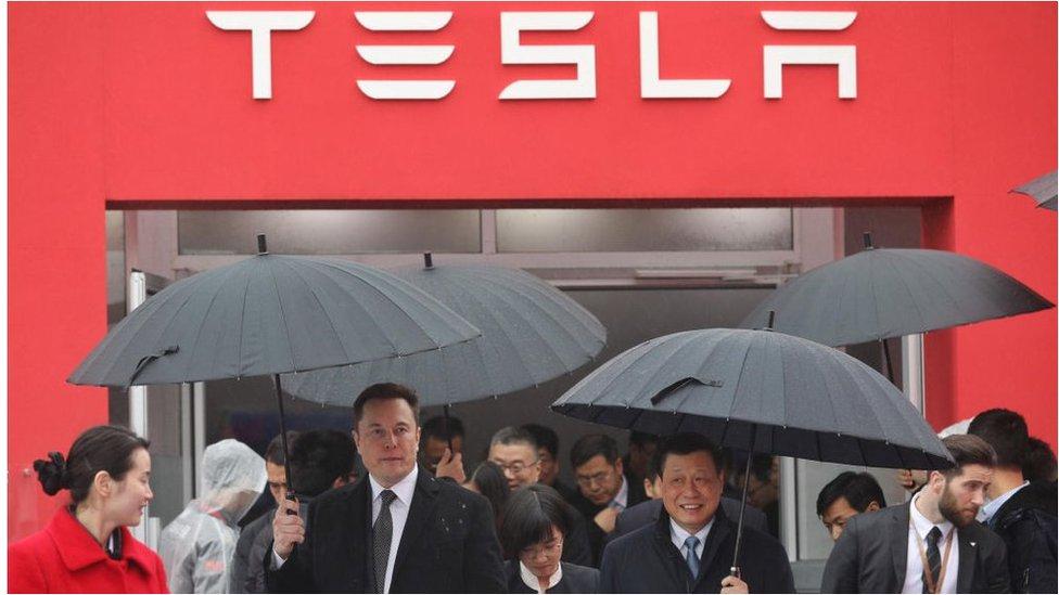 Musk: Araçlarımız Çin'e karşı casuslukta kullanılıyorsa Tesla'yı kapatırım