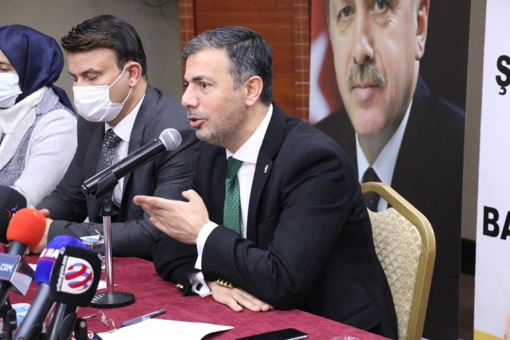 AK Parti İl Başkanından DEDAŞ'a tepki