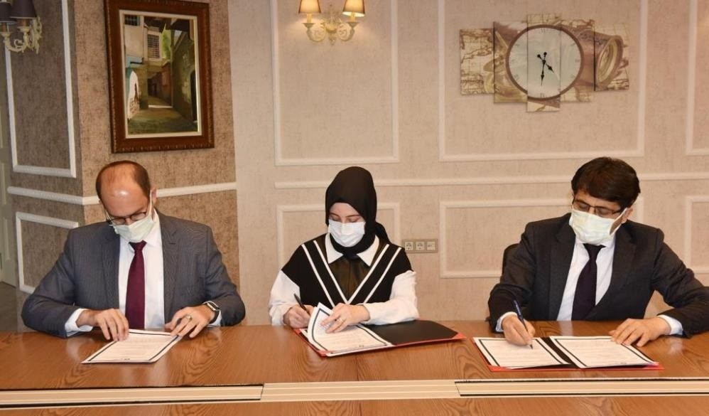 DÜ ile Bismil Belediyesi arasında kadın istihdamını geliştirme protokolü